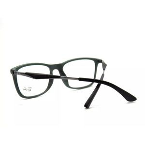 f4b9624dad0 Ray-Ban Accessories - Ray-ban Black Eyeglasses 7029 Clear lens